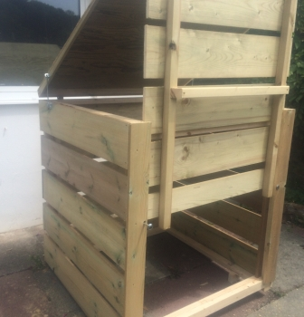 More Custom Compost Bins