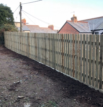 Lostwithiel Fence