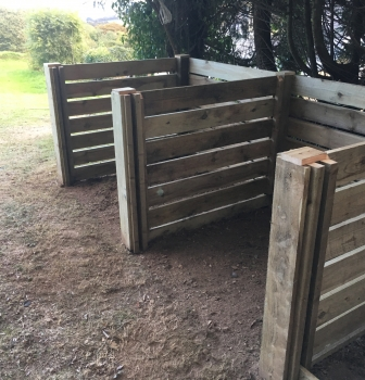 Custom Compost Bins