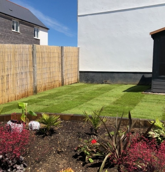 Turfing / Renovation